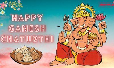 Wish You Happy Ganesh Chaturthi | May God Ganesha Fulfill All Your Wishes !