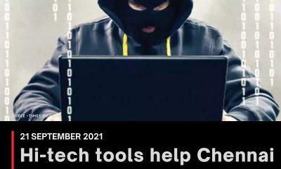 Hi-tech tools help Chennai cops nab cyber crooks