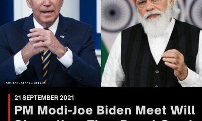 PM Modi-Joe Biden Meet Will Strengthen Ties, Boost Quad: White House Official