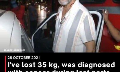 I've lost 35 kg, was diagnosed with cancer during last parts of Antim: Mahesh Manjrekar