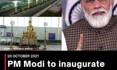 PM Modi to inaugurate Kushinagar airport today