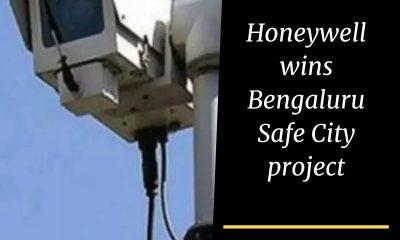Honeywell wins Bengaluru Safe City project