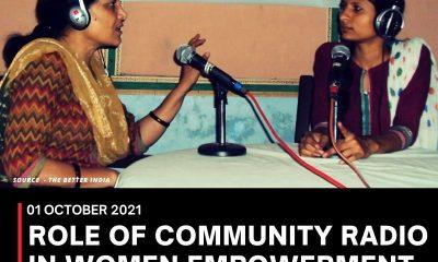 ROLE OF COMMUNITY RADIO IN WOMEN EMPOWERMENT